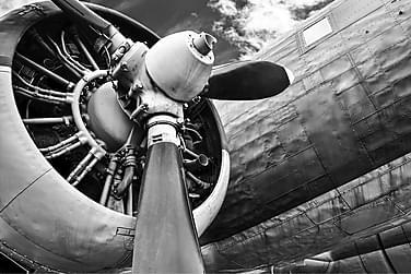 Kanvas Airplane