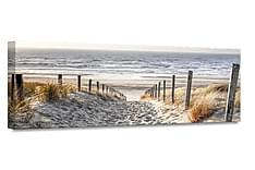 Warm Sand Bilde 45x140 cm