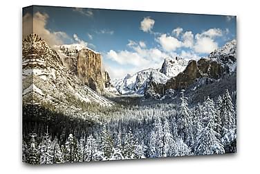 Yosemite Valley Bilde Canvas