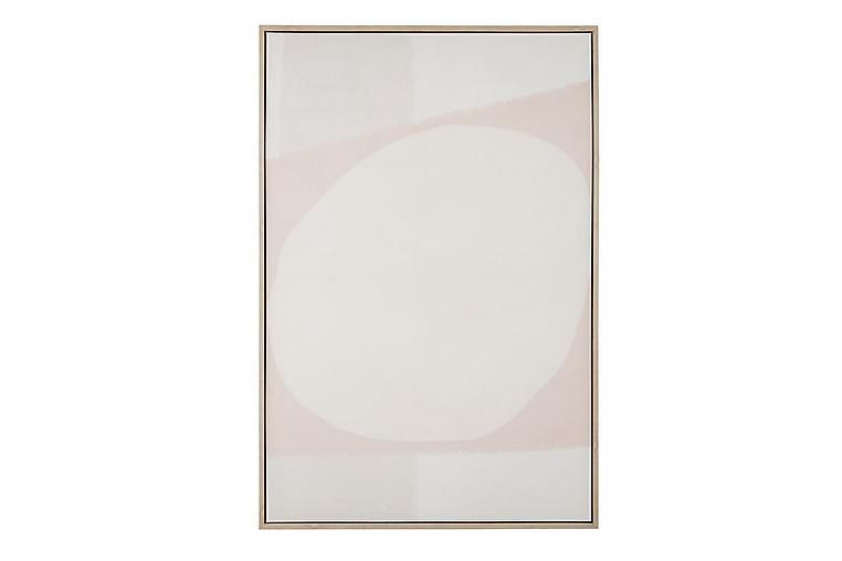 Bilde Baone Beige/Rosa - 66x39 cm - Innredning - Veggdekorasjon - Posters