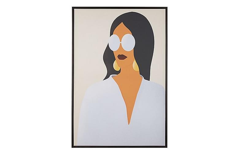 Bilde Enna Flerfarget - 66x39 cm - Innredning - Veggdekorasjon - Posters