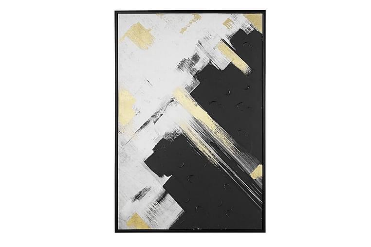 Bilde Sora Svart/Hvit - 66x39 cm - Innredning - Veggdekorasjon - Posters