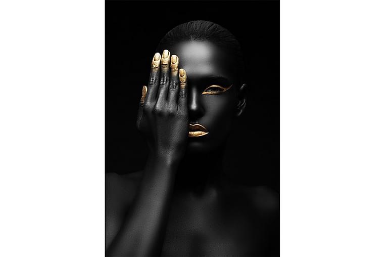 Gold finger Poster