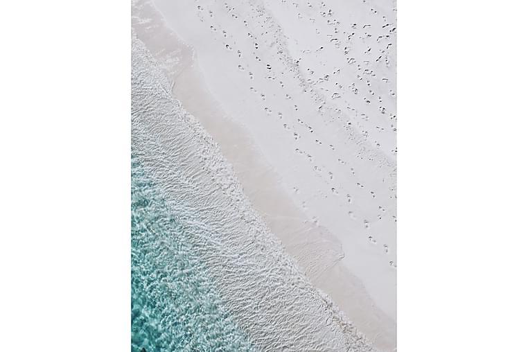 Pastel Blue Shore Poster - 50x70cm - Innredning - Veggdekorasjon - Posters