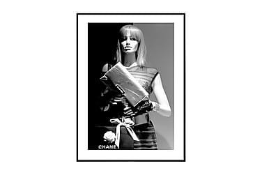Poster Chanel Model 2