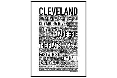 Poster Cleveland