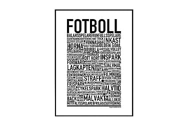 Poster Fotboll poster