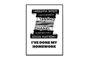 Poster Homework poster