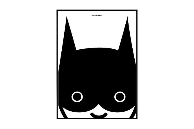 Poster Kid batman - Finnes i flere størrelser - Innredning - Veggdekorasjon - Posters