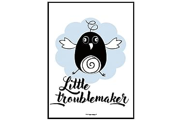 Poster Little troublemaker