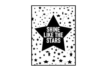 Poster Shine like the stars
