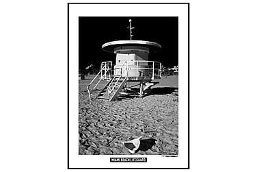 Poster SoBe Lifeguard