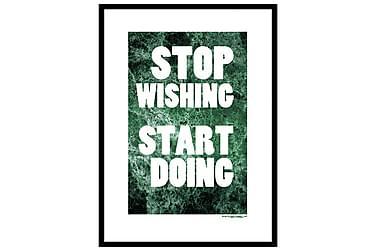 Poster Start doing