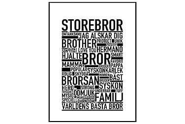 Poster Storebror