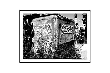 Poster Vintage Coke poster