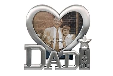 Fotoramme Hjerte Dad