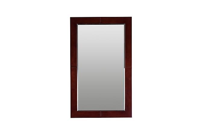 Frösö Speil 60 cm - Valnøtt - Innredning - Veggdekorasjon - Speil