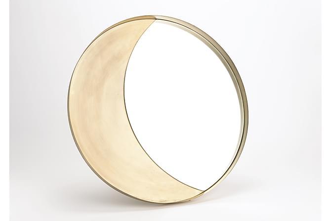 Lune Speil 51 cm - Innredning - Veggdekorasjon - Speil