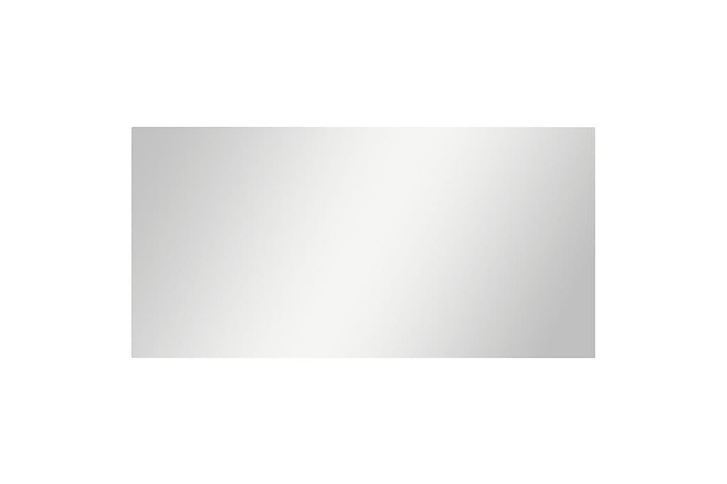 Rammeløst speil 140x60 cm glass - Innredning - Veggdekorasjon - Speil