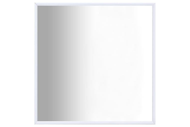 Speil hvit 60x60 cm - Innredning - Veggdekorasjon - Speil