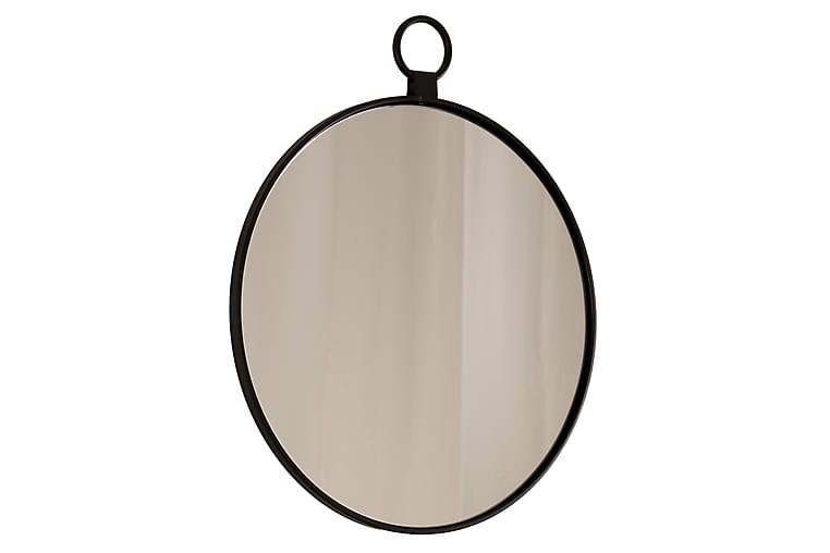 Speil Svart - AG Home & Light - Innredning - Veggdekorasjon - Speil