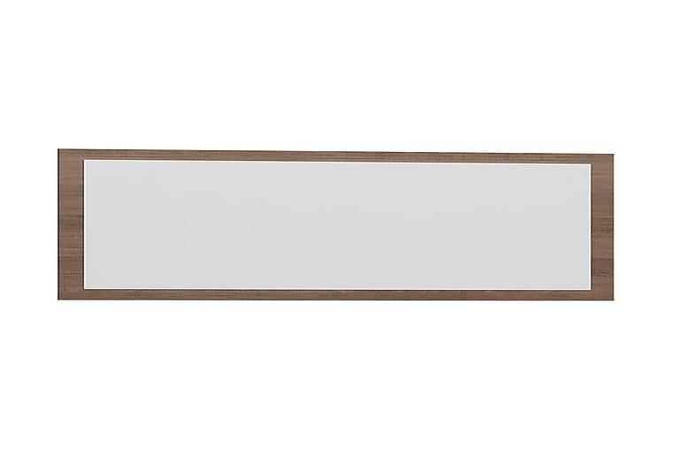 Vegas Speil 115 cm - Eik - Innredning - Veggdekorasjon - Speil