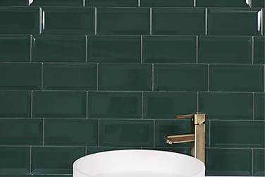 Veggflis Metro Emerald 10x20