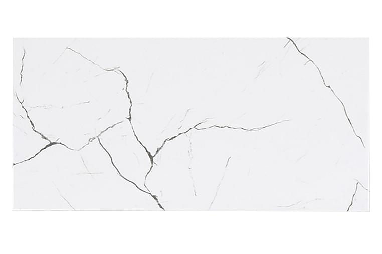 Veggflis Atlas White 25x50