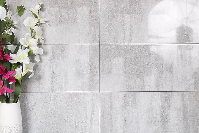 Veggflis Queens Grey 25x60 - Veggfliser & gulvfliser - Veggfliser - Marmorveggfliser