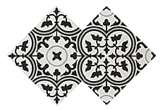Marokkansk Veggflis Safi 20x20