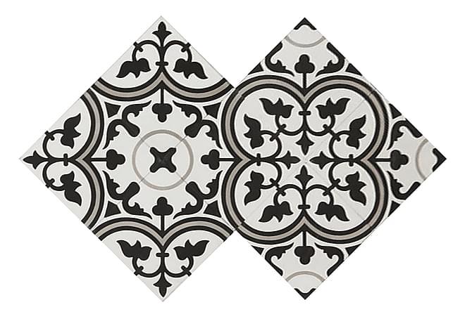 Marokkansk Veggflis Safi 20x20 - Veggfliser & gulvfliser - Veggfliser - Marokkanske veggfliser