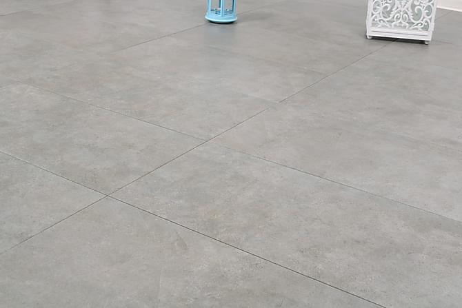 Gulvflis Qubus Dark Grey 31x62 - Veggfliser & gulvfliser - Gulvfliser - Sementgulvfliser