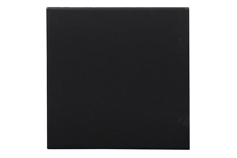 Gulvflis Satin Black 20x20