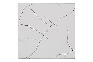 Gulvflis Atlas White 40x40