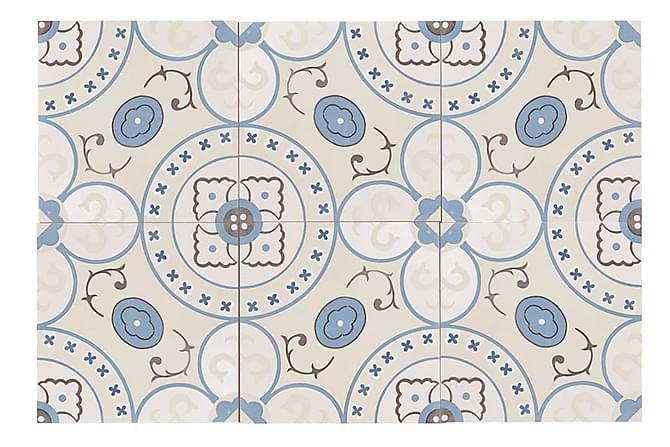 Gulvflis Amper 20x20 - Veggfliser & gulvfliser - Gulvfliser - Mønstrede gulvfliser