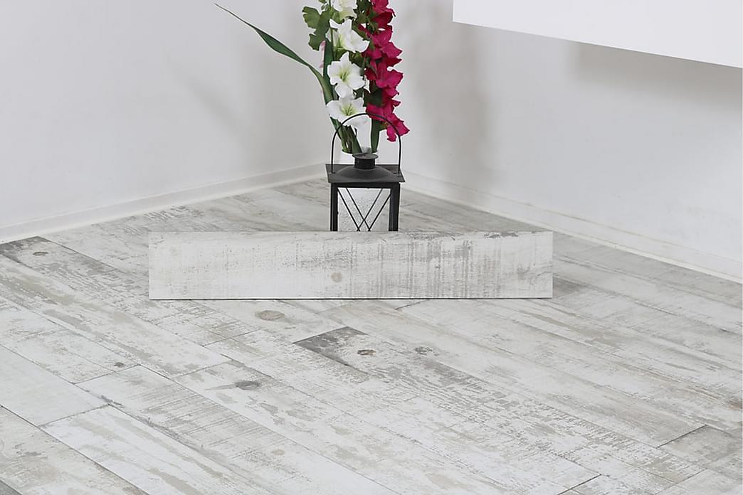 Gulvflis Roof White Glazed 15x90 - Veggfliser & gulvfliser - Gulvfliser - Mønstrede gulvfliser
