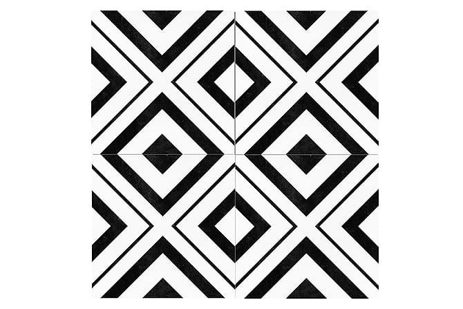Gulvflis Wawa 20x20 - Veggfliser & gulvfliser - Gulvfliser - Mønstrede gulvfliser