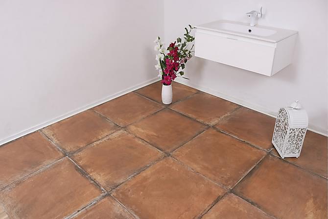 Gulvflis Pozzola Brown 60x60 - Veggfliser & gulvfliser - Gulvfliser - Natursteinsgulvfliser