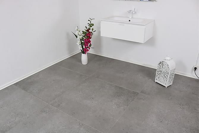 Gulvflis Stonehenge Grey Matt 90x90 - Veggfliser & gulvfliser - Gulvfliser - Natursteinsgulvfliser
