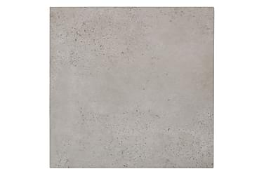 Gulvflis Stonehenge White Matt 90x90