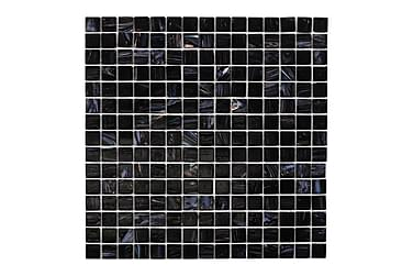 Glassmosaikk Dark Heaven Gold 32,7X32,7