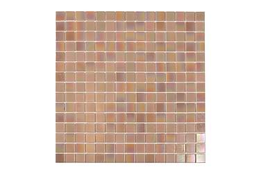Glassmosaikk Rosa Rainbow 32,7X32,7