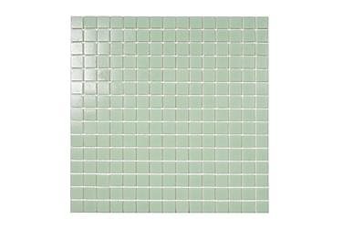 Mosaikk Green Pastel 32,7X32,7