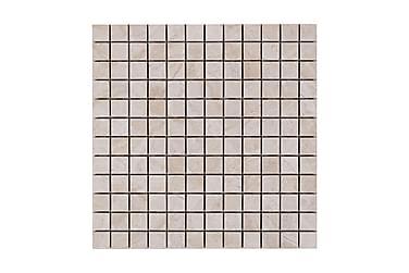 Mosaikk Carrara Beige Blank 2,4X2,4