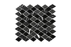Krystallmosaikk Black And Grey Mix 28X30