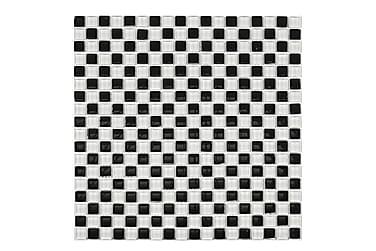 Krystallmosaikk Checkerboard 30X30