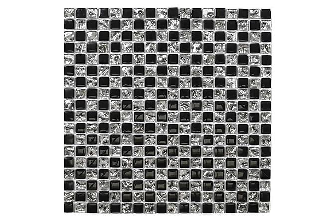 Krystallmosaikk Chess 30X30 - Veggfliser & gulvfliser - Mosaikk - Krystallmosaikk