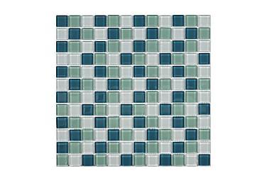 Mosaikk Jade 30X30