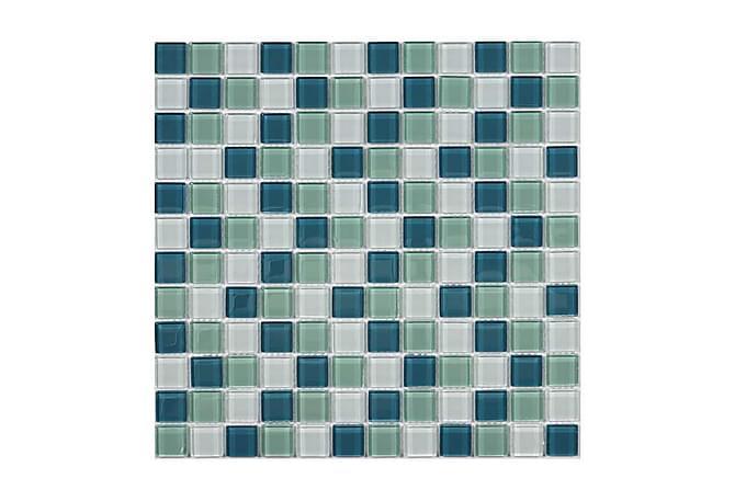 Mosaikk Jade 30X30 - Veggfliser & gulvfliser - Mosaikk - Krystallmosaikk