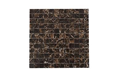 Mosaikk Dark Emperador 2,4X2,4